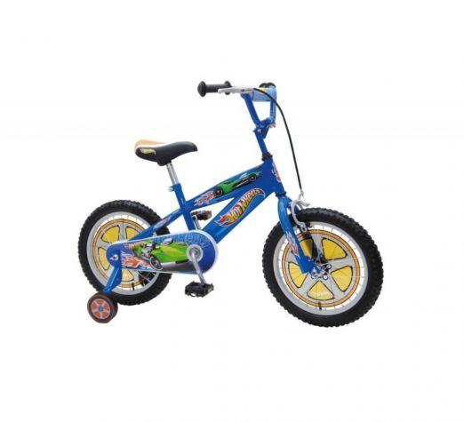 """Bicicleta Copii Hot Wheels 16"""""""