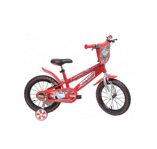 """Bicicleta Copii Denver Cars 14"""""""