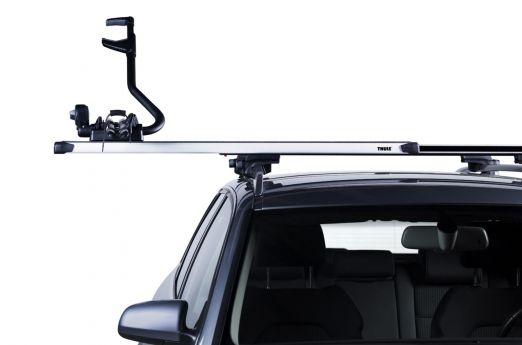 Bare Auto Transversale Thule Evo Slidebar