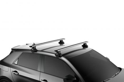Bare Auto Transversale Thule Evo Wingbar