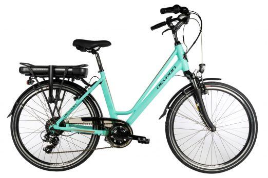 City E Bike Devron 26122 M 460mm Albastru Deschis