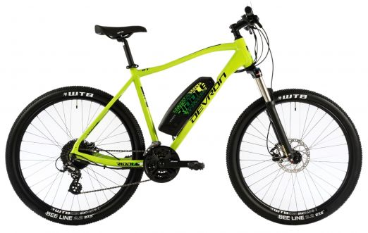 Riddle M1.7 E Bike (2019) Gri Mat, 520mm