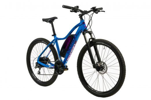 Riddle W1.7 E Bike (2019) Albastru, 457mm