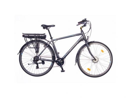"Bicicleta Electrica Neuzer E Trekking 28"""