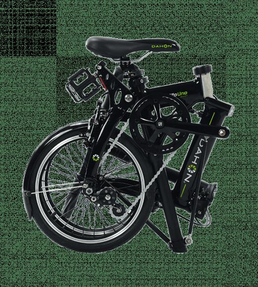 Bicicleta Pliabila Dahon Jifo Uno Obsidian