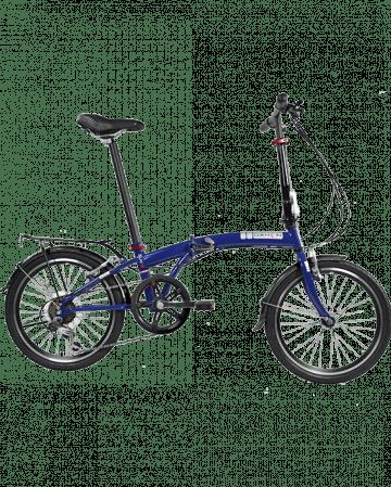 Bicicleta Pliabila Dahon Suv D6
