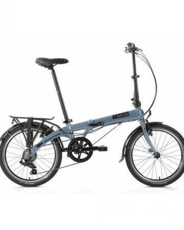 Bicicleta Pliabila Dahon Vybe D7u Bleu Gri