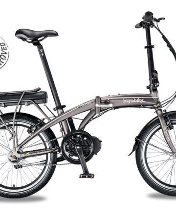 Bicicleta Pliabila Electrica Bizobike A Class