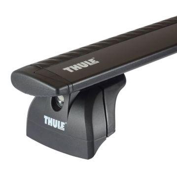 Bare Transversale Auto Aluminiu Thule Wingbar Black+thule 753