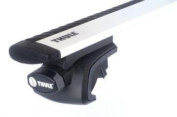Bare Transversale Auto Aluminiu Thule Wingbar + Thule Rapid System 757