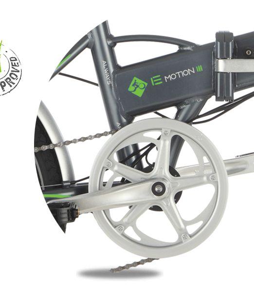 Bicicleta Pliabila Electrica Bizobike Emotion Iii