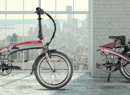 Bicicleta Pliabila Electrica Bizobike Seven