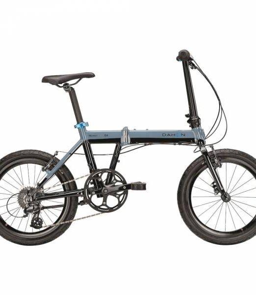 Bicicleta pliabila aluminiu Dahon Hemingway D9s Blue Gray