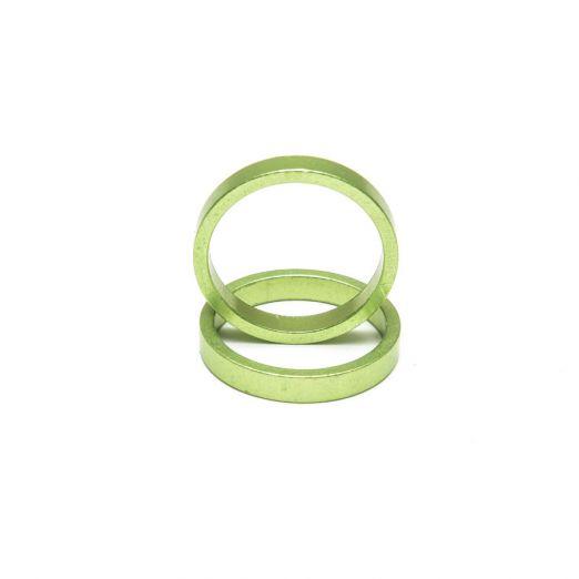 Distantier Aluminiu 5 Mm 1.1/8 Sxt Verde