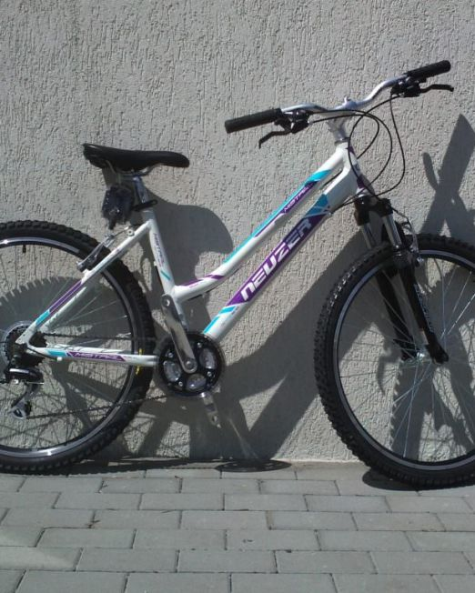 Bicicleta Mtb, Dama Neuzer Mistral Acera