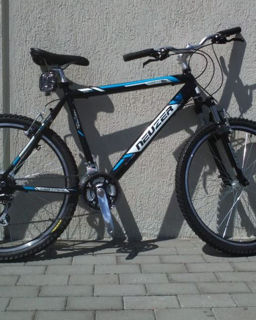 Bicicleta Mtb Neuzer Mistral Acera
