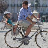 "Scaun bicicleta copii Polisport KOOLAH FF - cadre mici si cadre 29"" 103582"