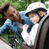 "Scaun bicicleta copii Polisport KOOLAH FF - cadre mici si cadre 29"" 103638"