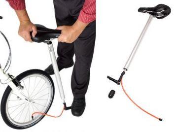 Tija Sa Cu Pompa Bicicleta Dahon