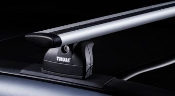 Bare Transversale Auto Thule Rapid System 751 + Thule Wingbar