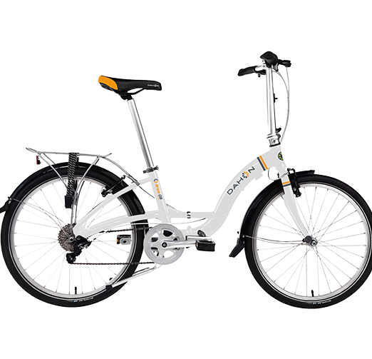 Bicicleta Pliabila Dahon Briza D8u Black Gloss