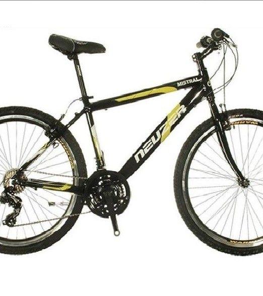 Bicicleta Mtb Neuzer Mistral 18