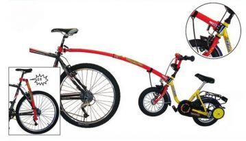 Teava Remorcare Bicicleta Copii