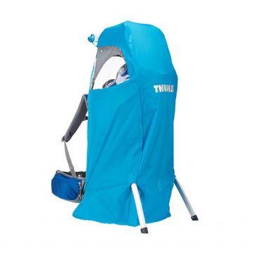 Husa De Protectie Ploaie Pentru Rucsacuri Transport Copii Thule Sapling Child Carrier Blue