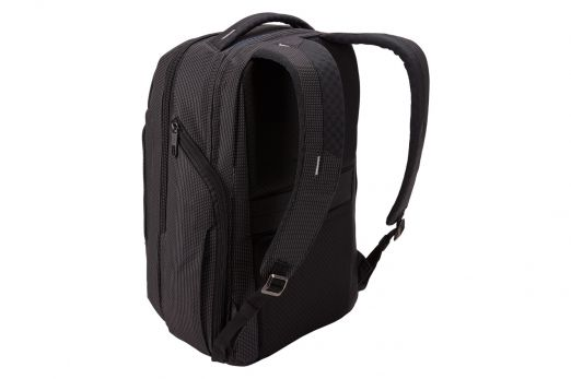 Thule Crossover 2 Backpack 30L, Black - Rucsac urban laptop 1