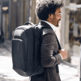Thule Crossover 2 Backpack 30L, Black - Rucsac urban laptop 112552