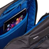 Thule Crossover 2 Backpack 30L, Black - Rucsac urban laptop 112545