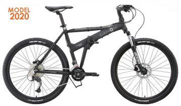 Bicicleta pliabila aluminiu Dahon Espresso L Cosmic black