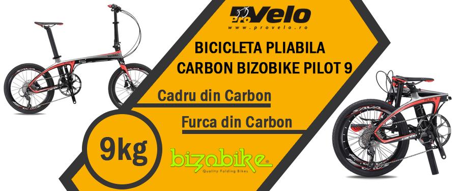Bicicleta pliabila Bizobike Pilot 9