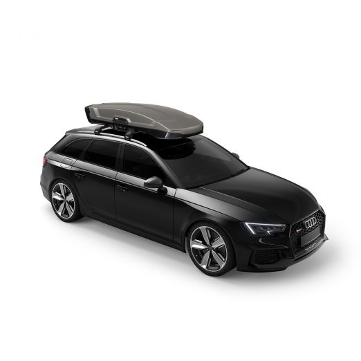 Cutie portbagaj auto Thule Vector M Titan Mat