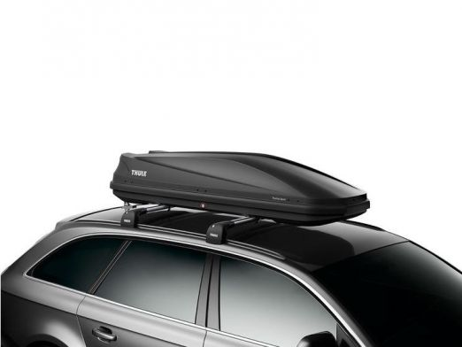 Cutie portbagaj auto Thule Touring Sport (600) antracit aeroskin