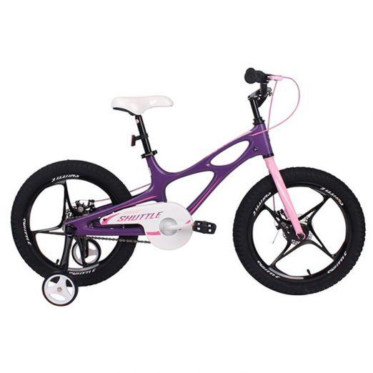 Bicicleta copii 16″ RoyalBaby SPACE SHUTTLE