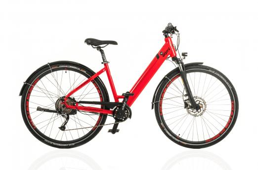 Bicicleta Electrica Oras Eljoy Tempo 3.0 2