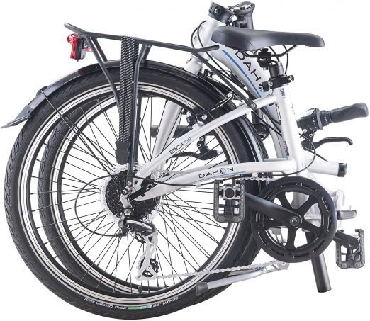 Bicicleta pliabila Dahon Briza D8 - Model 2020 8