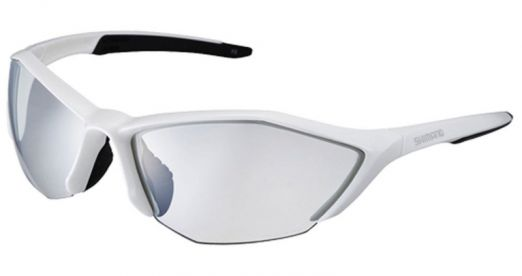Eyewear Shimano Ce S61rph, Frame Mat Black/white, Lences Photochromic Grey Hydrophobic, Yellow Hydrophobic (17)
