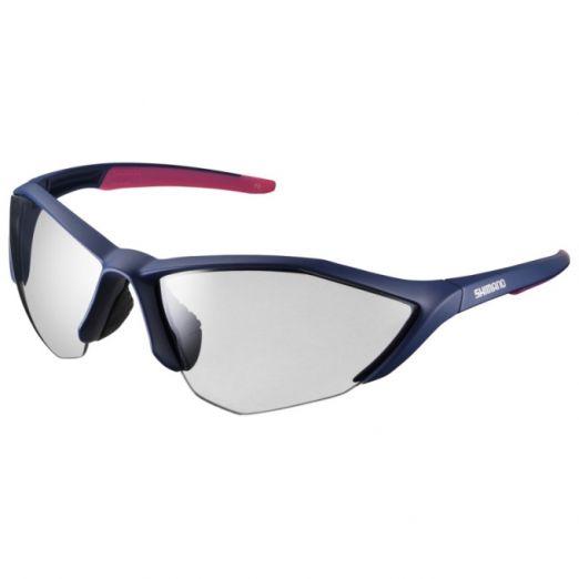 Ochelari Shimano Ce S61r, Frame Mat Navy, Lences Photochromic Gray/clear (18)