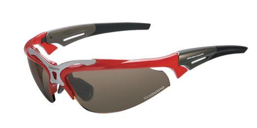 Ochelari Shimano Ce S70r Ph Brilliant Red, Lentile Pc/photochromic Brown/clear (10)