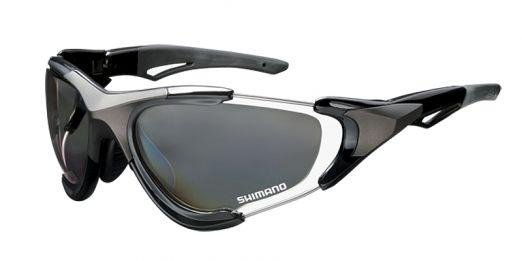 Ochelari Shimano Ce S70x Black, Lentile S20gfb (mirror Gray)/yellow/clear (10)