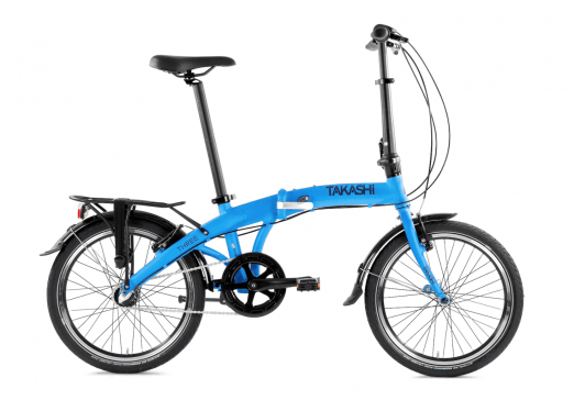 Bicicleta Pliabila TAKASHi 3