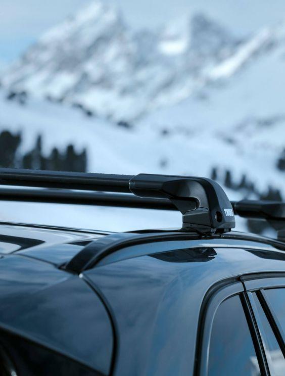 Bare Transversale Auto Thule Aluminiu WingBar Edge – Model ...