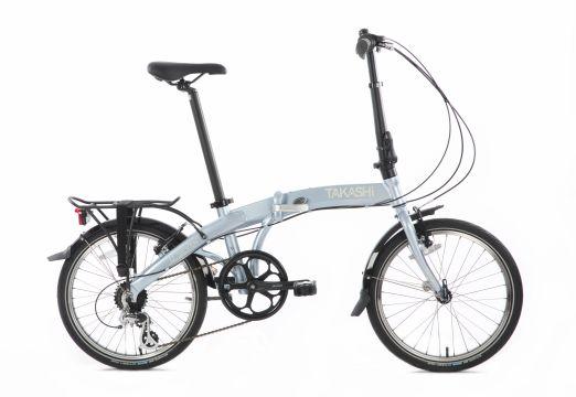 Bicicleta Pliabila TAKASHi D SEVEN