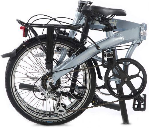 Bicicleta Pliabila TAKASHi D SEVEN 1
