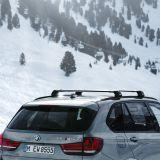 Bare Transversale Auto Thule BMW X5 WingBar Edge -Negre 113380