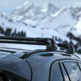 Bare Transversale Auto Thule BMW X5 WingBar Edge -Negre 113377