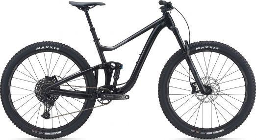 Bicicleta MTB GIANT Trance X 3 29'' Black Chrome 2021 1