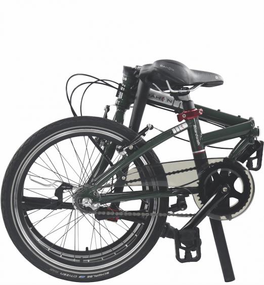 Bicicleta Pliabila DAHON BOARDWALK i3 1